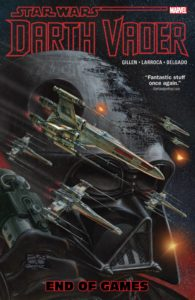 Darth Vader Volume 4: End of Games (06.12.2016)