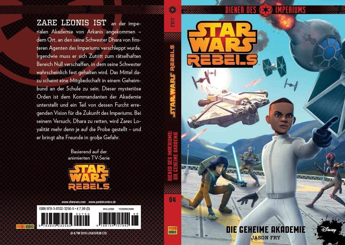 Star Wars Rebels: Diener des Imperiums 4: Die geheime Akademie (22.02.2016)