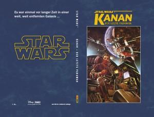 Kanan: Der letzte Padawan - Kompletter Umschlag Limitiertes Hardcover