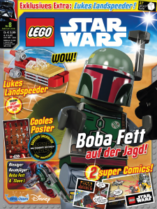 LEGO Star Wars Magazin #8 (23.01.2016)