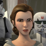 Prinzessin Leia in Star Wars Rebels