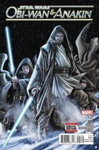 Obi-Wan & Anakin #1 (2nd Printing) (27.01.2016)