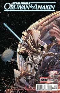 Obi-Wan & Anakin #2 (2nd Printing) (02.03.2016)