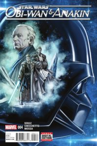 Obi-Wan & Anakin #4 (20.04.2016)
