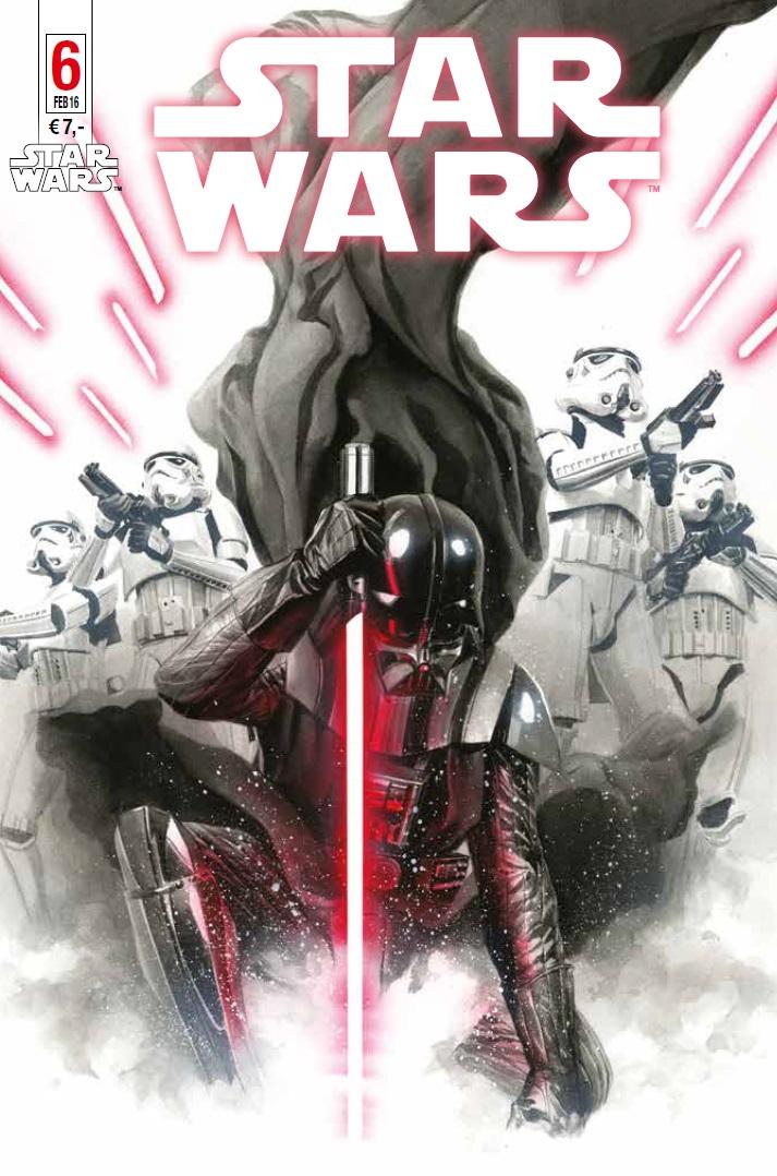 Star Wars #6 (Alex Ross Blu-box Variantcover) (20.01.2016)