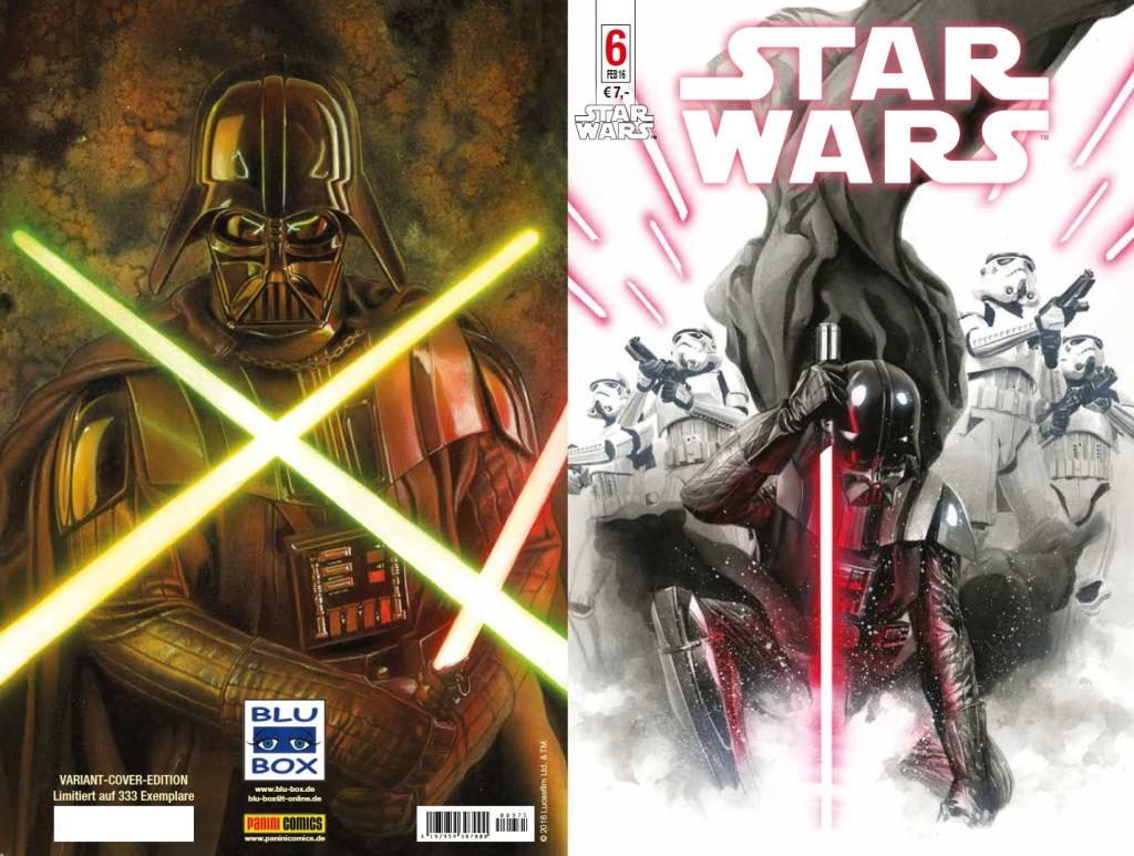 Star Wars #6 (Blu-box Variant)