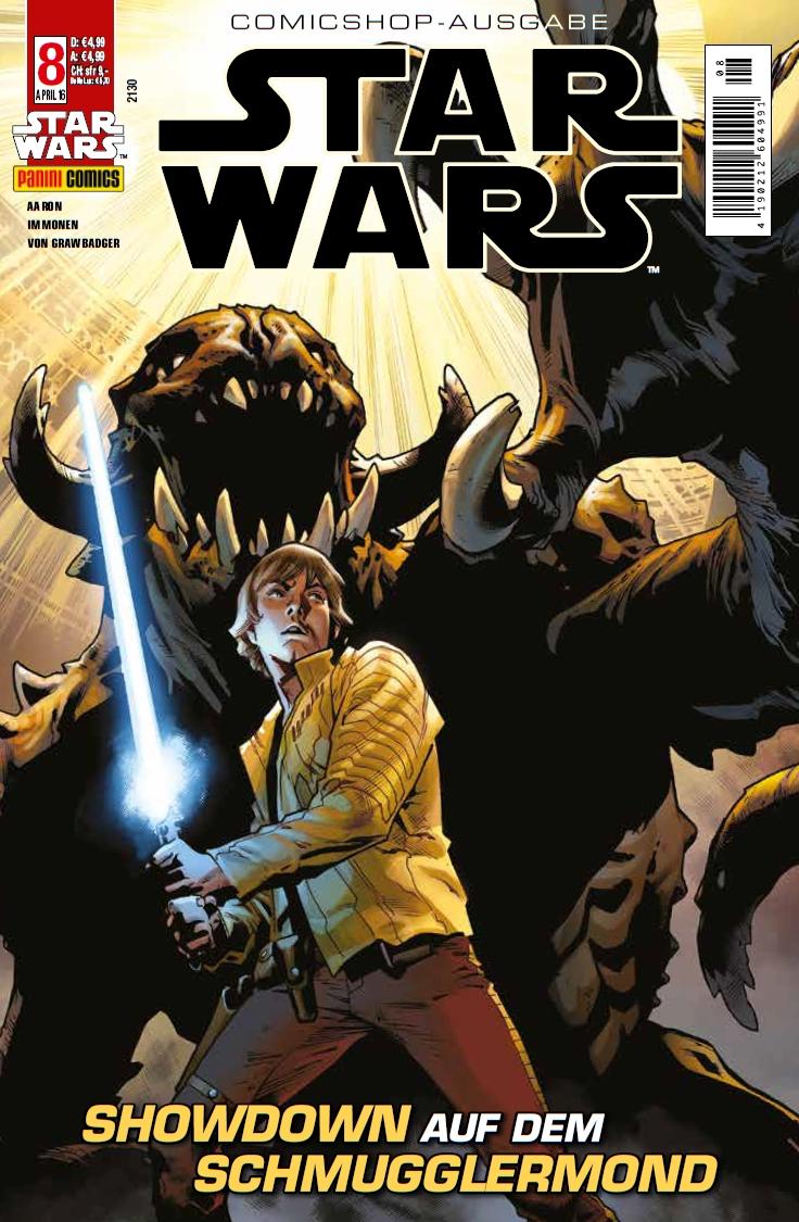 Star Wars #8 (Comicshop-Ausgabe) (23.03.2016)