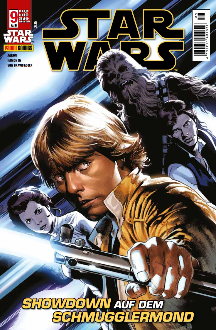 Star Wars #9 (Kiosk-Cover) (22.04.2016)