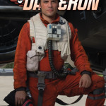 Poe Dameron #1 (Movie Variant Cover) (06.04.2016)