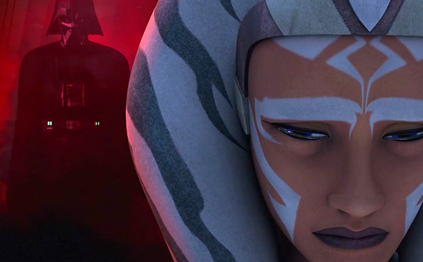 Image result for star wars rebels shroud of darkness ahsoka