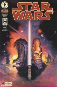 Republic #1: Prelude to Rebellion, Part 1 (Another Universe Variant Cover) (23.06.1999)