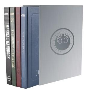 Star Wars 4-Book Deluxe Box Set (2015)