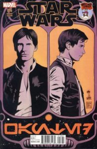 Star Wars #16 (Francesco Francavilla Mile High Comics Variant Cover) (17.02.2016)