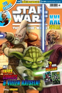 The Clone Wars – XXL Special 01/2016 (02.03.2016)