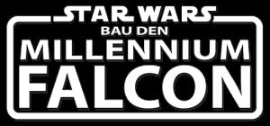Bau den Millennium Falcon Logo