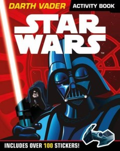 Darth Vader - Activity Book With Stickers (30.06.2016)