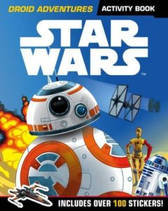 Droid Adventures - Activity Book with Stickers (30.06.2016)