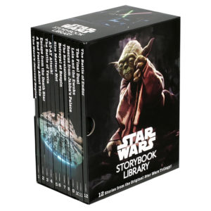 Star Wars: Storybook Library - 12 Stories From the Original Star Wars Trilogy (Costco Exclusive)