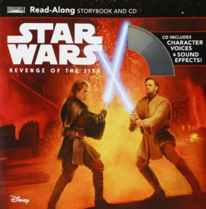 Star Wars: Revenge of the Sith Read-Along Storybook and CD (07.03.2017)