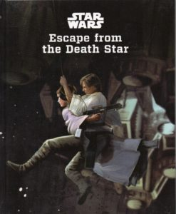 Escape from the Death Star (978-1-4847-8667-3)