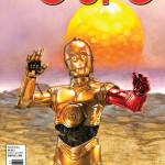 Star Wars Special: C-3PO #1 (Dave Dorman Fried Pie/BAM Variant Cover) (13.04.2016)