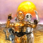 Star Wars Special: C-3PO #1 (Dave Dorman Fried Pie/BAM Variant Cover) (13.04.2016)