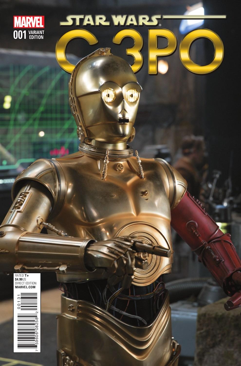 C-3PO #1 (Movie Variant Cover) (13.04.2016)