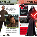 Character Encyclopedia - Vorschauseite 2