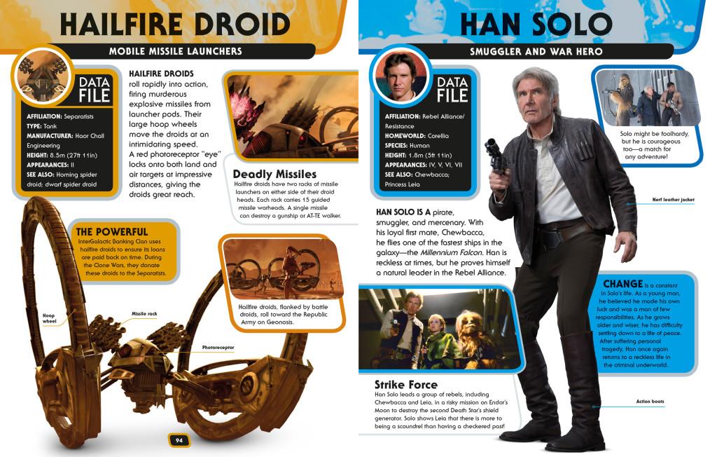 Character Encyclopedia - Vorschauseite 3
