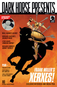 Dark Horse Presents #1 (Frank Miller Cover) (20.04.2011)