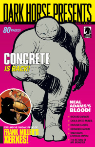 Dark Horse Presents #1 (Paul Chadwick Cover) (20.04.2011)