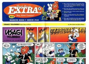Dark Horse Extra #45 (06.03.2002)