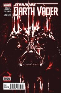 Darth Vader #16 (2nd Printing) (23.03.2016)