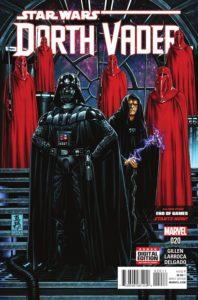 Darth Vader #20 (11.05.2016)