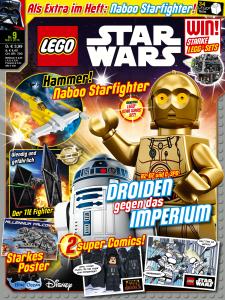 LEGO Star Wars Magazin #9 (20.02.2016)