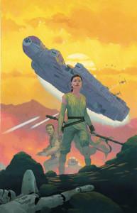 The Force Awakens #1 (Juni 2016)