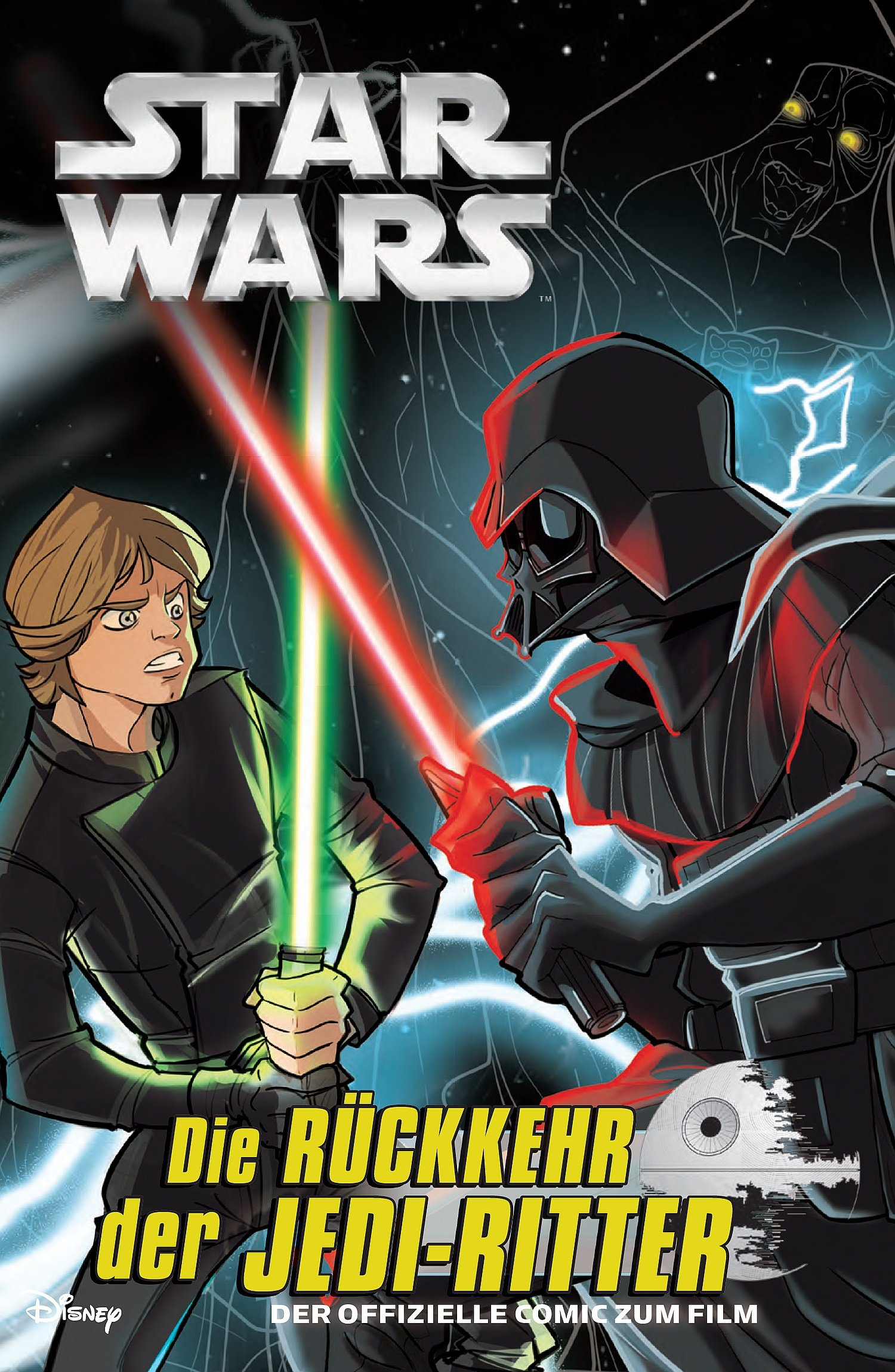 Star Wars: Die Rückkehr der Jedi-Ritter - Die Junior Graphic Novel (Juli 2016)