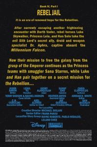 Star Wars #16 - Vorschauseite 1