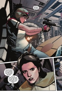 Star Wars #16 - Vorschauseite 4