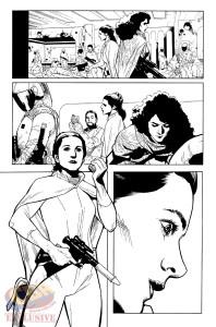 Star Wars #17 - Tuschezeichnungen 2