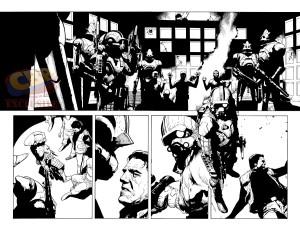 Star Wars #17 - Tuschezeichnungen 3