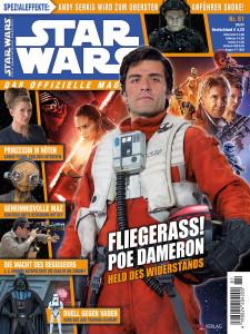 Offizielles Star Wars Magazin #81 (März 2016)