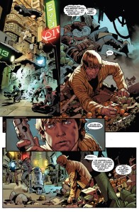Star Wars #8 - Vorschauseite 4