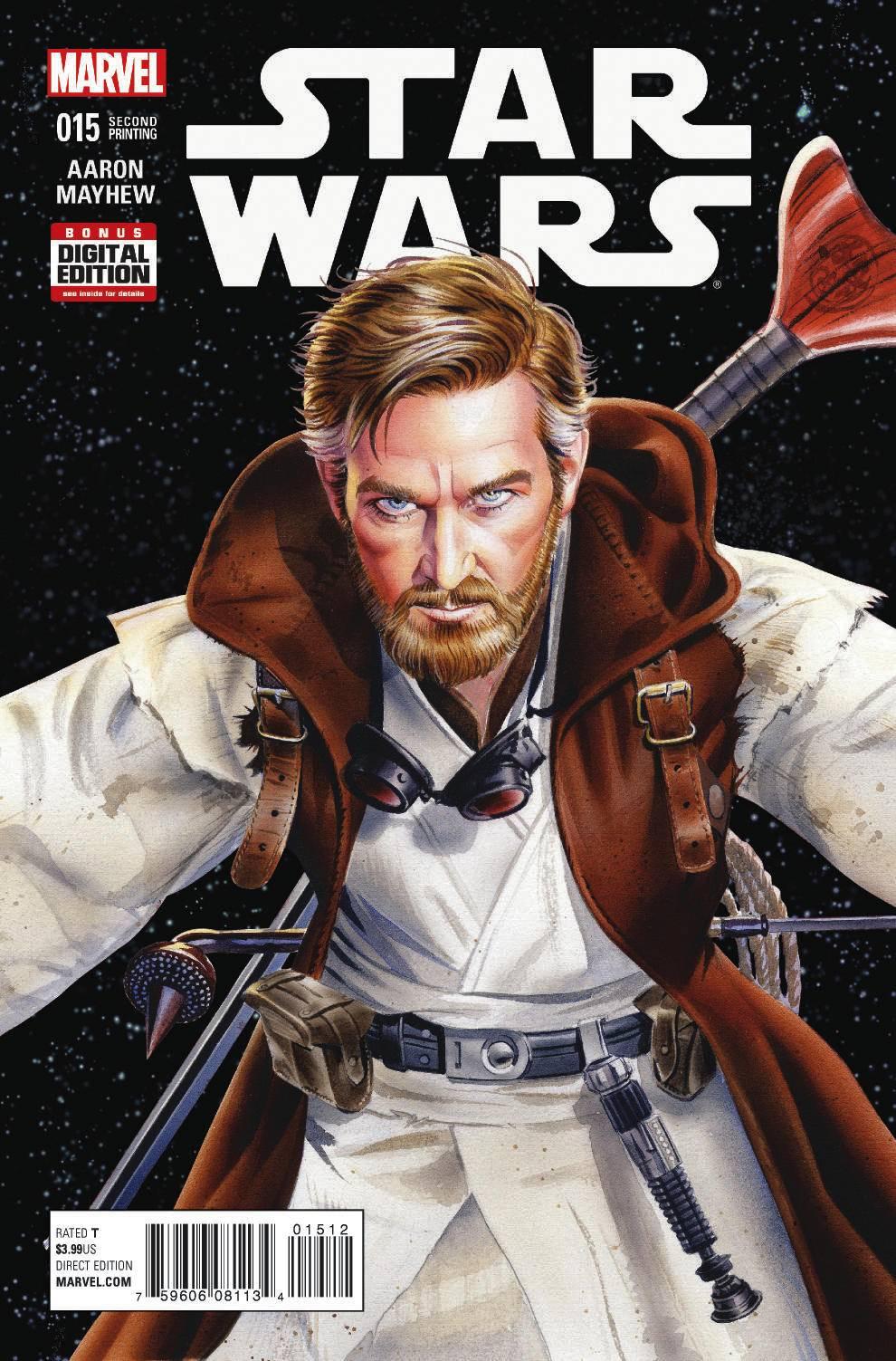 Star Wars #15 (2nd Printing) (09.03.2016)