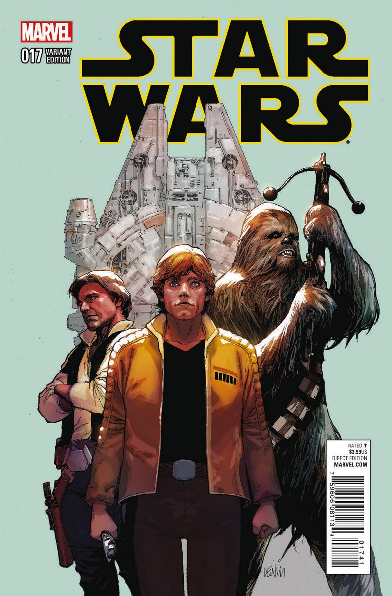 Star Wars #17 (Leinil Yu Variant Cover) (23.03.2016)