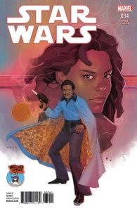 Star Wars #34 (Phil Noto Mile High Comics Variant Cover) (16.08.2017)