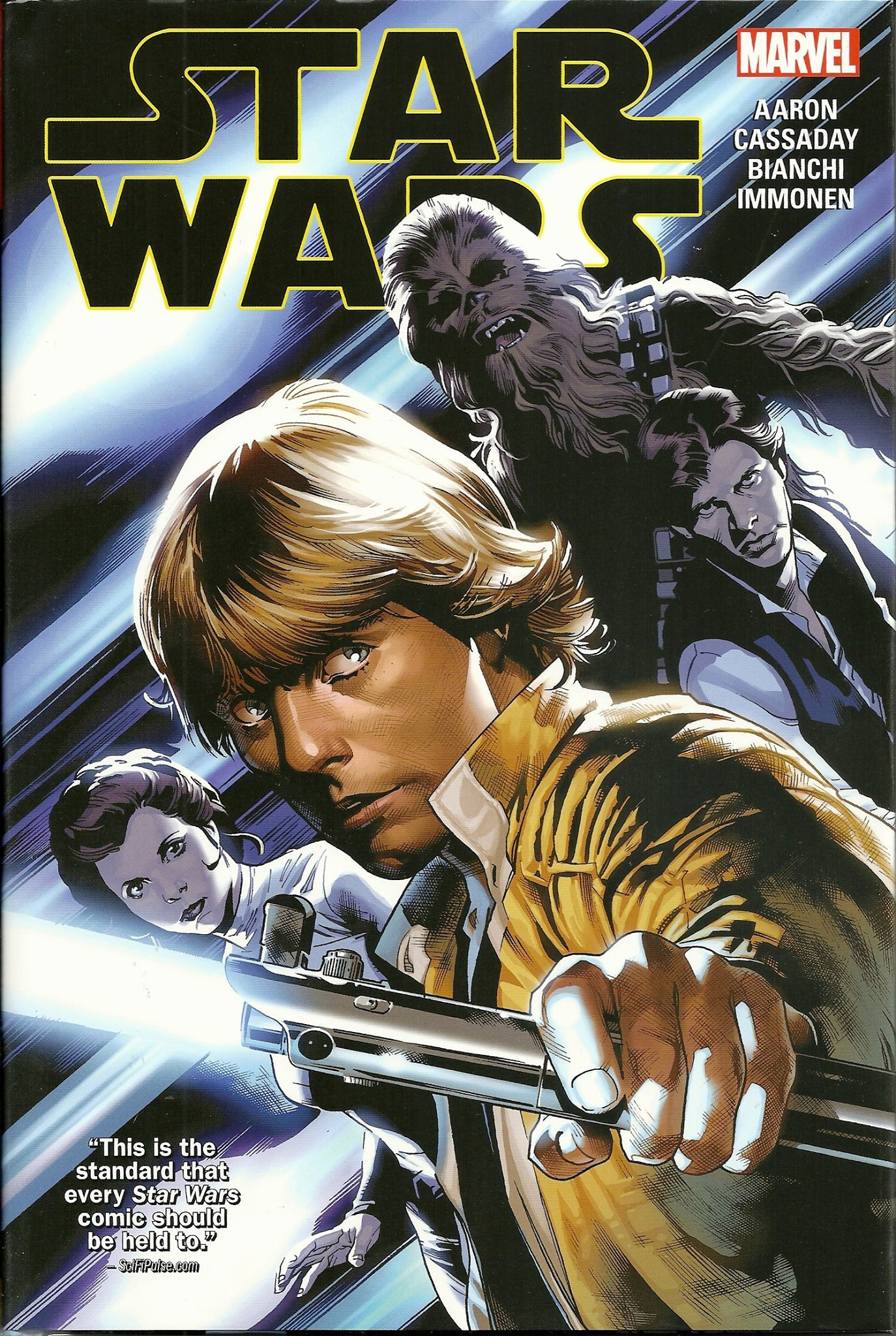 Star Wars Volume 1 (Stuart Immonen Variant Cover) (07.09.2016)