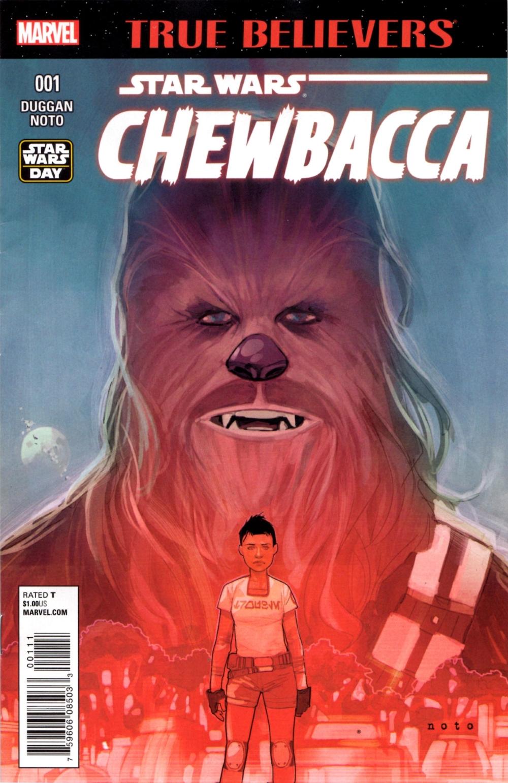 True Believers: Chewbacca #1 (04.05.2016)