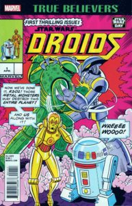 True Believers: Droids #1 (04.05.2016)
