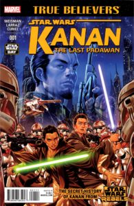 True Believers: Kanan #1 (04.05.2016)